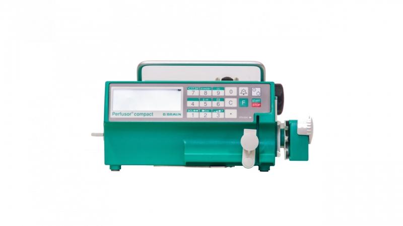 B BRAUN Perfusor Compact  Pompe de Seringues (Reconditionné)