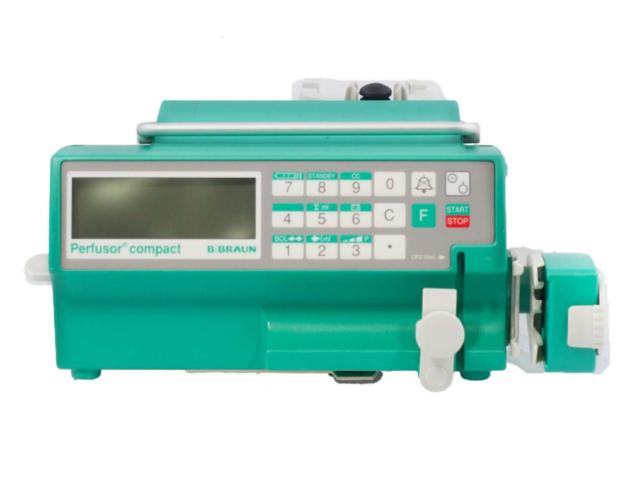 B BRAUN Perfusor Compact Syringe Pump (Refurbished)