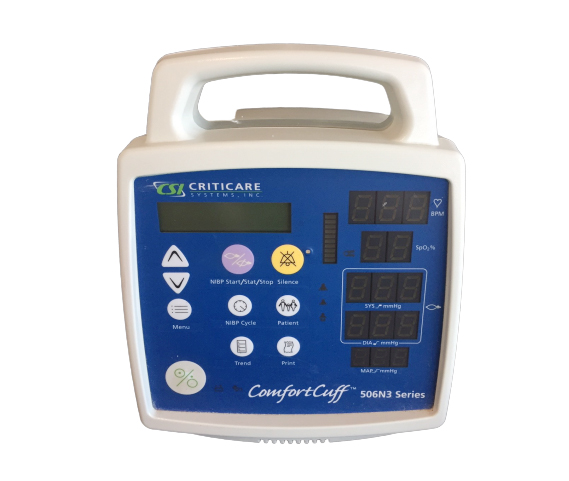 Criticare Comfort Cuff 506N3 Patient Monitor (4)