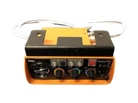 DRAGER Oxylog 1000 Ventilator (1)