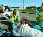 DRAGER Oxylog 1000 Ventilator - Used by Paramedic on the Road