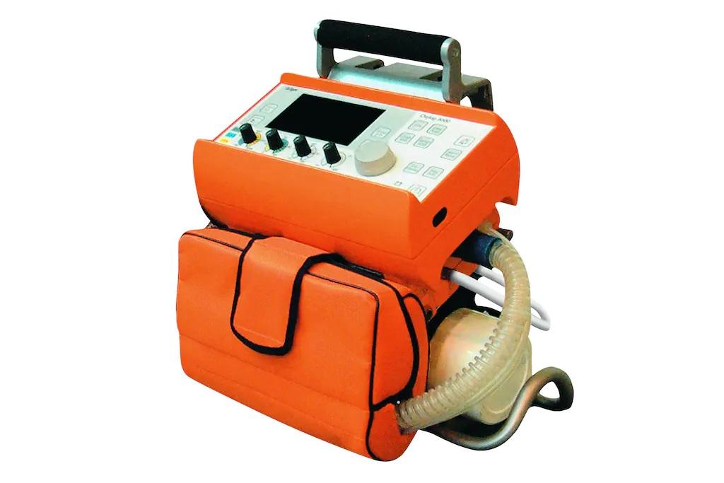 DRAGER Oxylog 3000 Plus Ventilator (3)