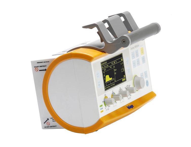 DRAGER Oxylog 3000 Plus Ventilator (8)