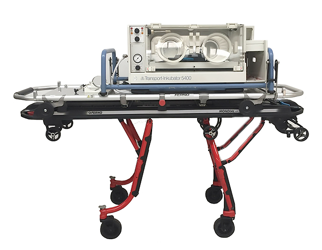 DRAGER Transport Incubator 5400 (6)