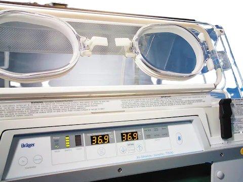 Draeger Isolette TI500 Transport Incubator