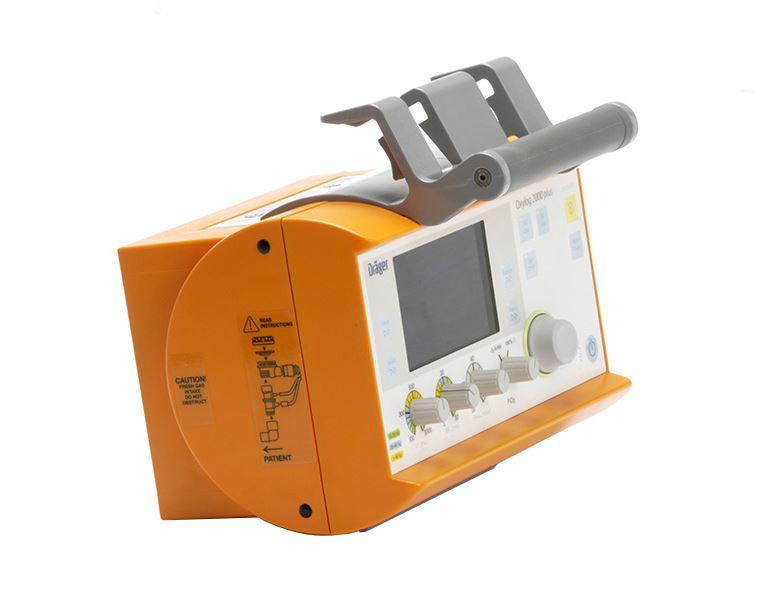 Drager Oxylog 2000 Plus Ventilator (8)