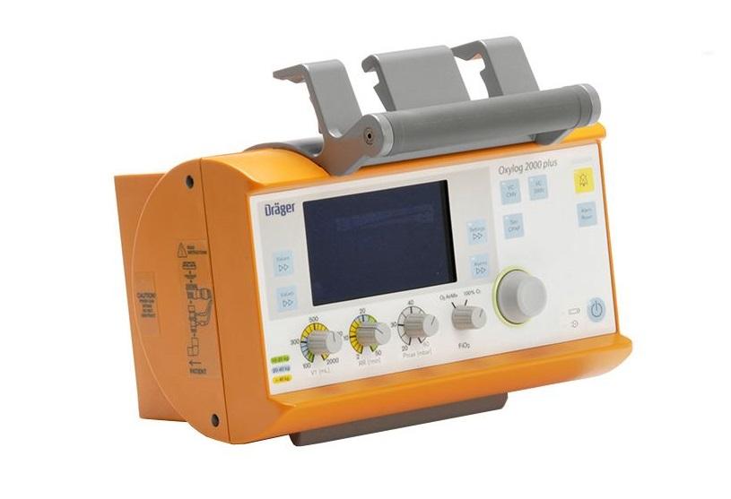 Drager Oxylog 2000 Plus Ventilator (9)