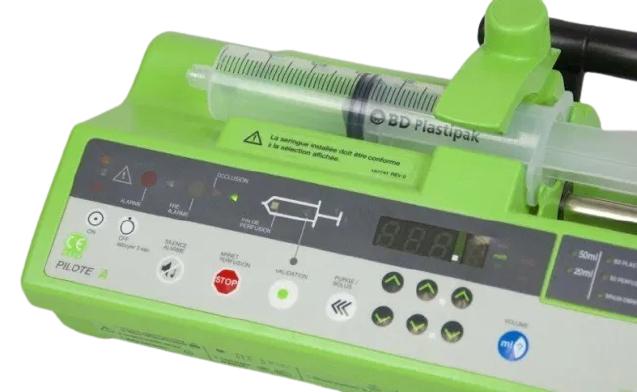 FRESENIUS Pilot Anaesthesia Syringe Pump (2)