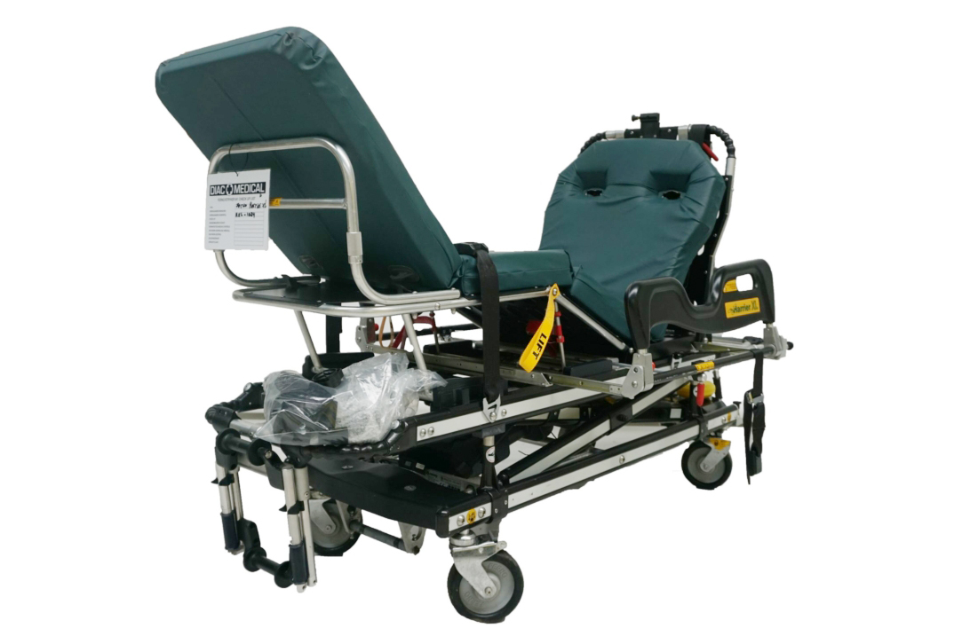 Ferno Harrier XL Electric Stretcher - Ambulance (4)
