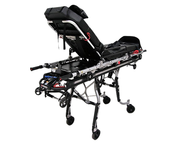 Ferno Mondial Stretcher + Trolley (4)
