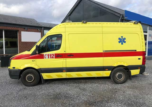 20070 Volkswagen CRAFTER Ambulance – 2013