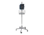 GE Critikon Dinamap 8100T Vital Sign Patient Monitor - Stand 2