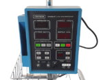 GE Critikon Dinamap 8100T Vital Sign Patient Monitor on Stand
