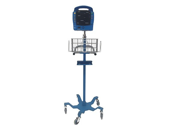 GE Dinamap ProCare Auscultatory Vital Signs Monitor - Stand (1)