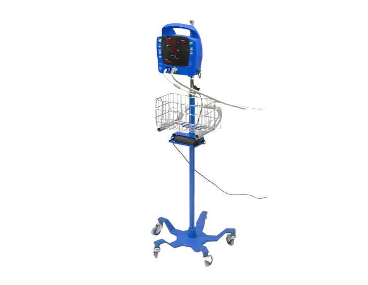 GE Dinamap ProCare Auscultatory Vital Signs Monitor - Stand (2)