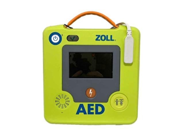 Défibrillateur ZOLL AED 3 semi-automatique (Remis à neuf)