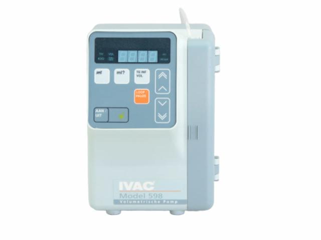 IVAC 598 Volumetric Pump (Refurbished)