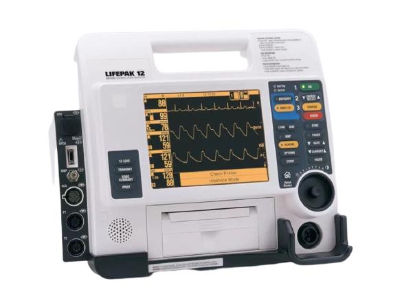 LIFEPAK 12 Monitor Defibrillator (3)