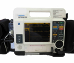 LIFEPAK 12 Monitor Defibrillator - Screen