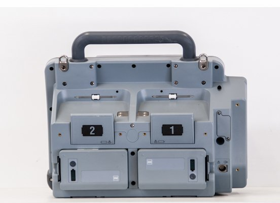 LIFEPAK 15 Monitor Defibrillator - Back Side