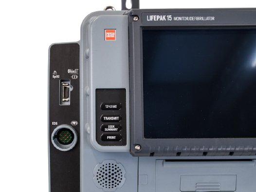 LIFEPAK 15 Monitor Defibrillator (15)