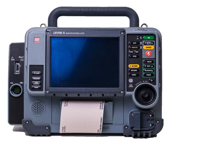 LIFEPAK 15 Defibrillator Bifasisch (Gereviseerd)
