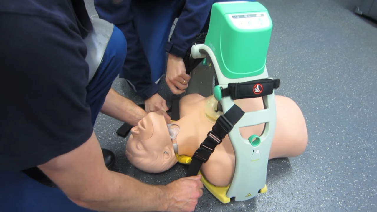 LUCAS 2 Chest Compression System