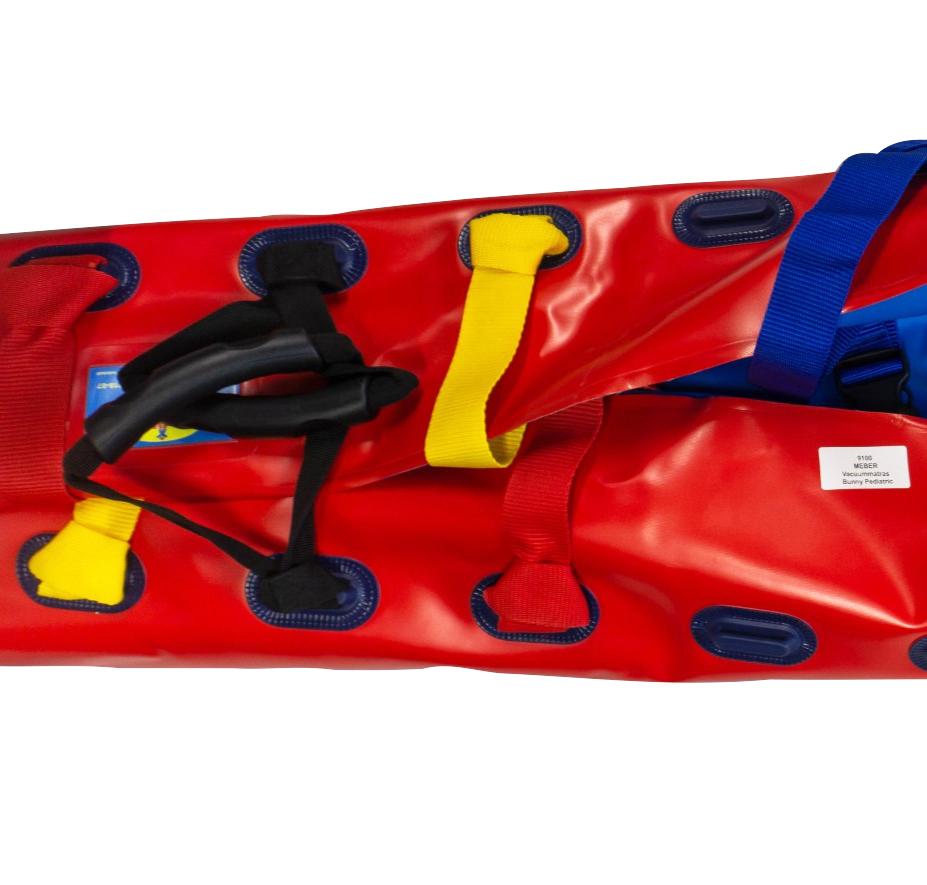 MEBER Bunny 9100 Pediatric – Vacuum Mattress (3)B