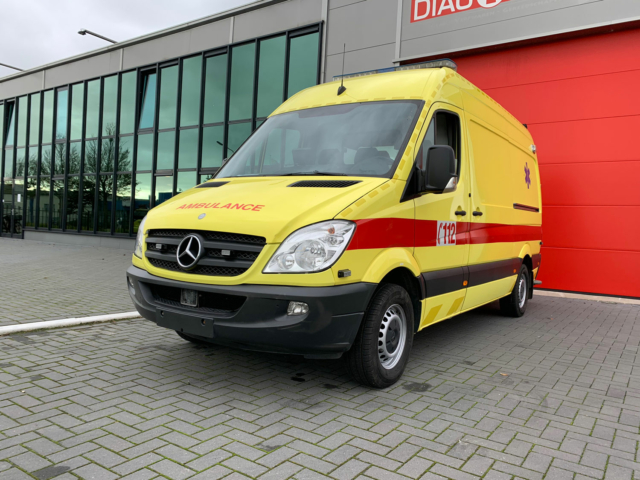 Mercedes-Benz 316 CDI  Belgian registration – 2013 (20175)