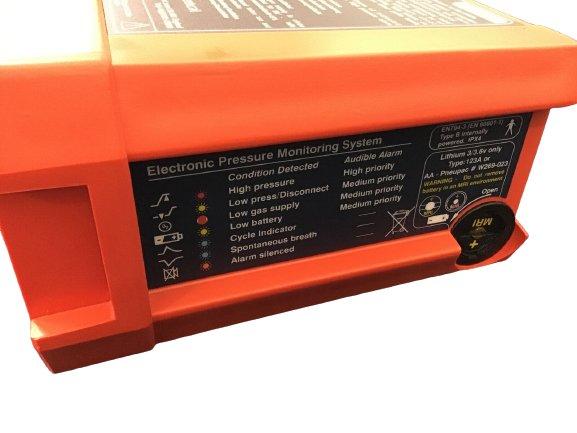 PNEUPAC Parapac 200D - Ventilator (1)