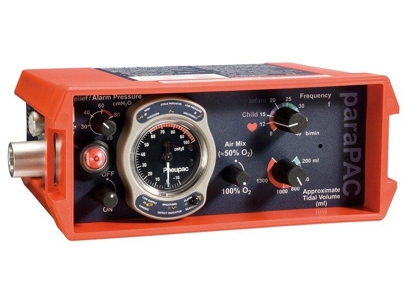 PNEUPAC Parapac 200D - Ventilator (17)
