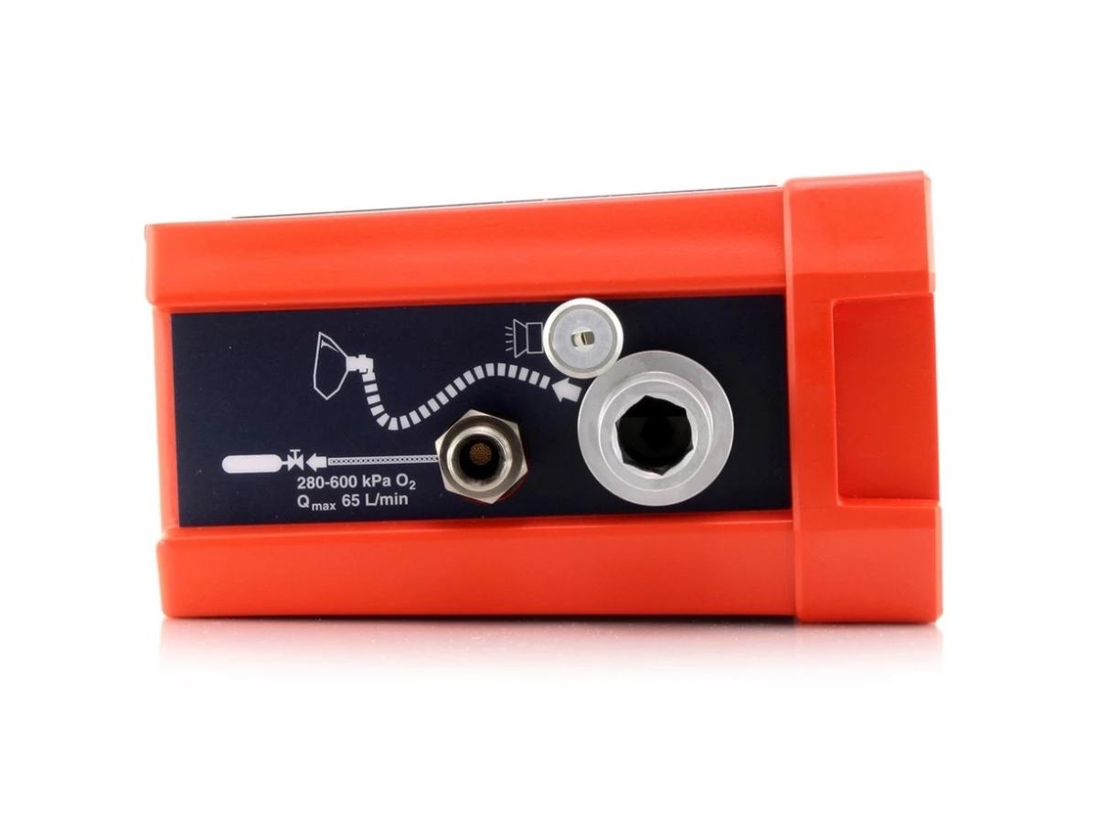 PNEUPAC Parapac 200D - Ventilator (5)