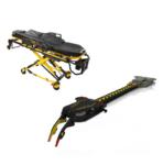 Stryker Power-PRO XT 6506 Stretcher - Power-LOAD System 6390