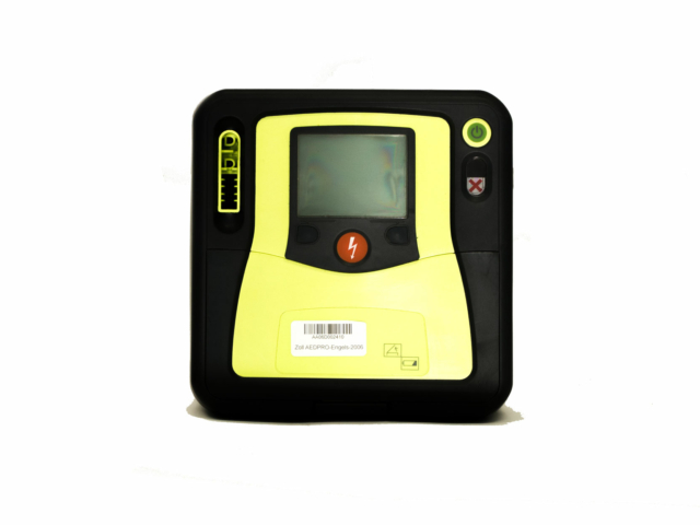 ZOLL AED Pro mit 3-Kanal-EKG ( Refurbished )