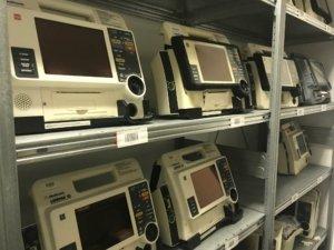 Refurbished Medical Equipment - Monitor Defibrillators