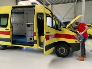 Refurbished Medical Equipment - Ambulance Maintenance