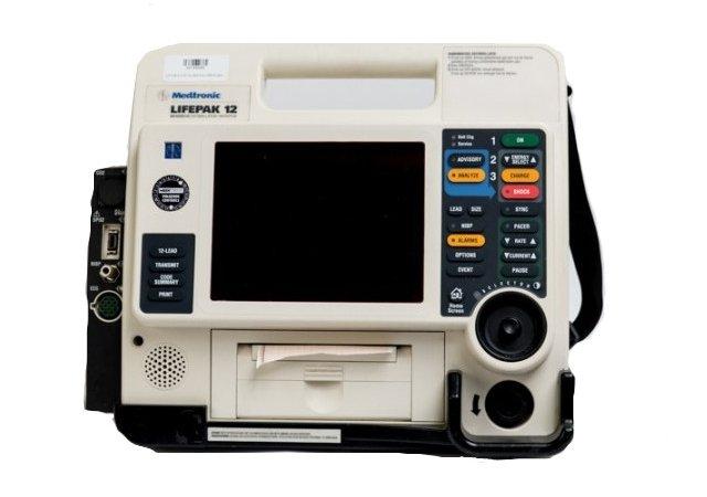 LIFEPAK 12 Defibrillator Biphasic (Gereviseerd)
