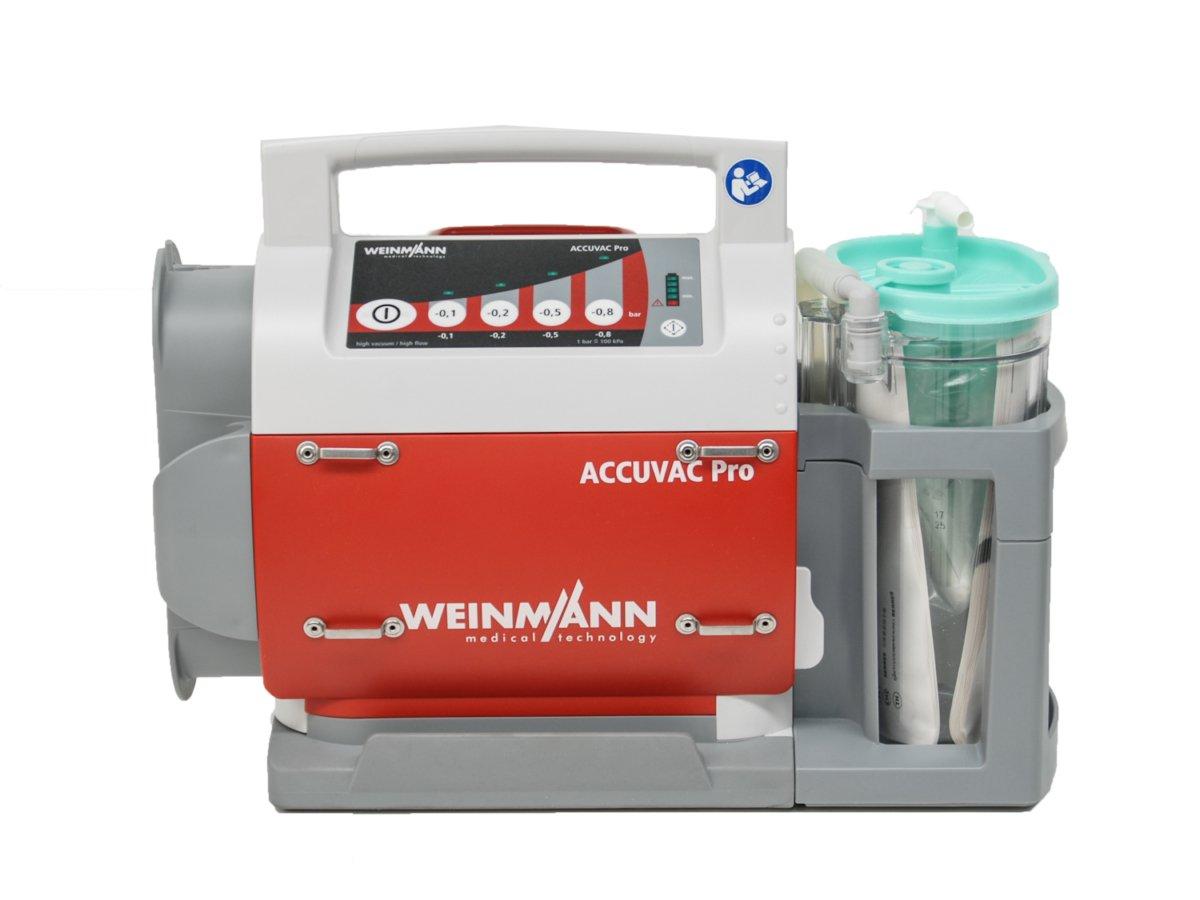 Weinmann Accuvac Pro - Suction Pump