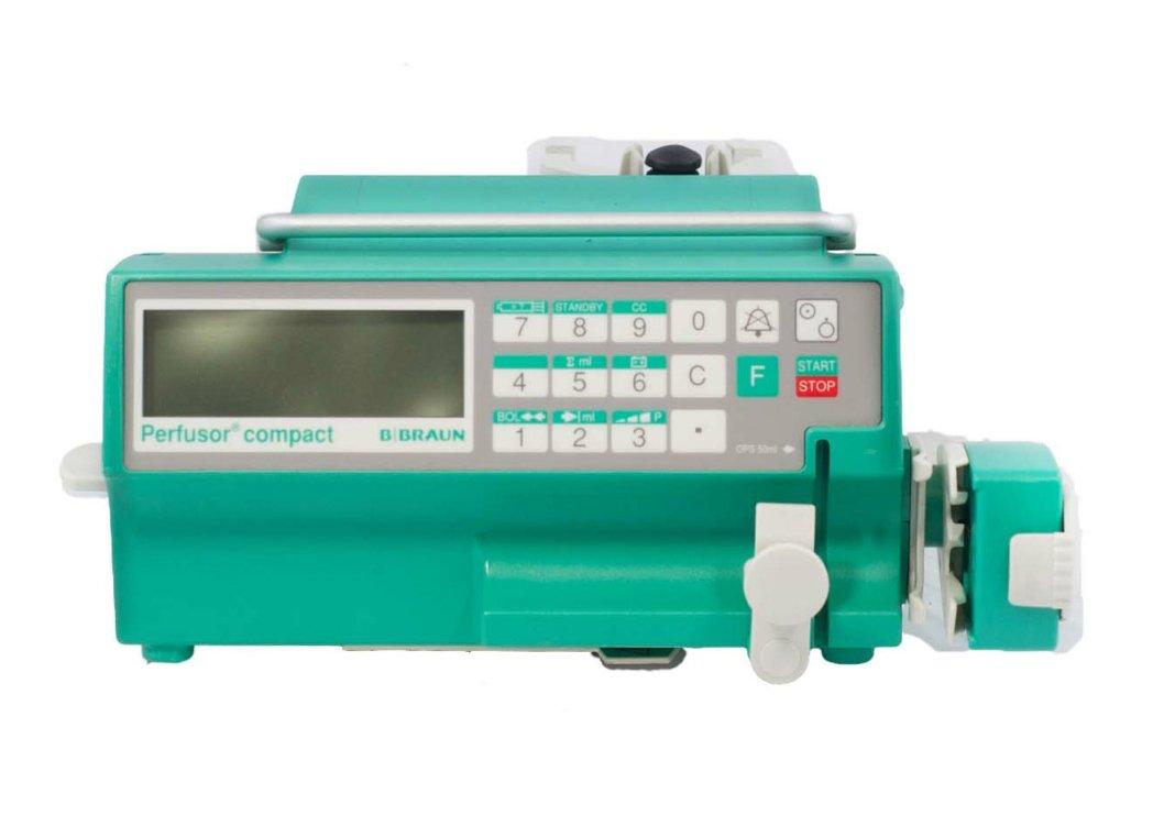 B Braun Perfusor Compact - Syringe Pump (6)B
