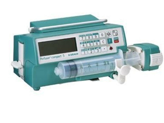 Syringe & Infusion Pumps