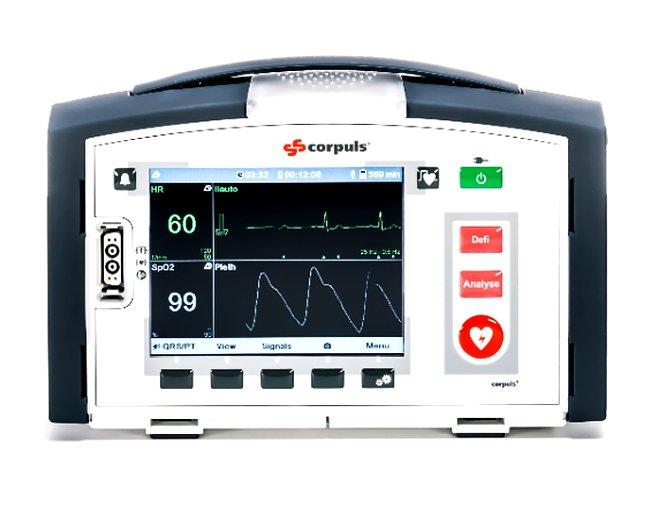 Corpuls 1 Monitor Defibrillator (1)