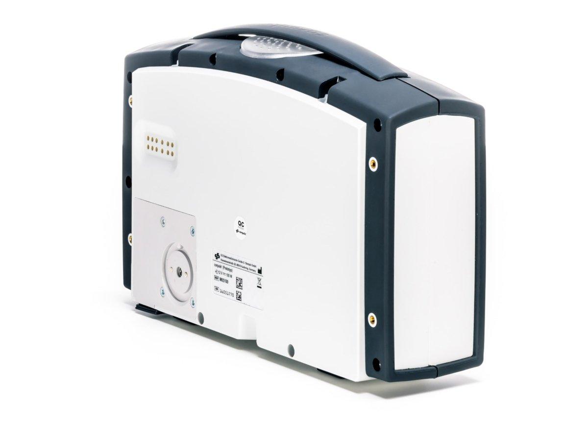 Corpuls 1 Monitor Defibrillator - Back View 2