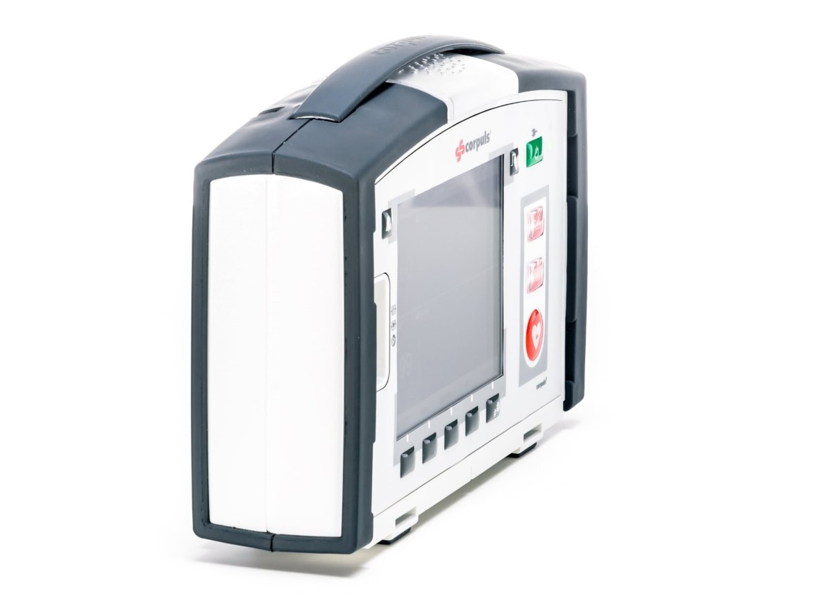 Corpuls 1 Monitor Defibrillator (5)