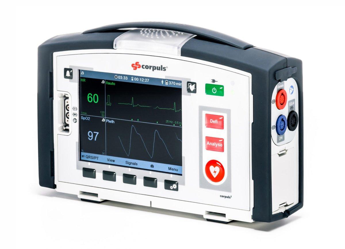 Corpuls 1 Monitor Defibrillator (6)