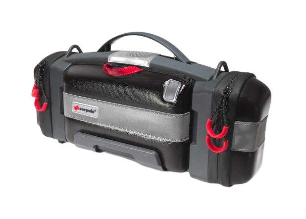 Corpuls 1 Monitor Defibrillator - Bag Back Side