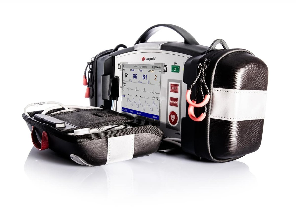 Corpuls 1 Monitor Defibrillator (9)