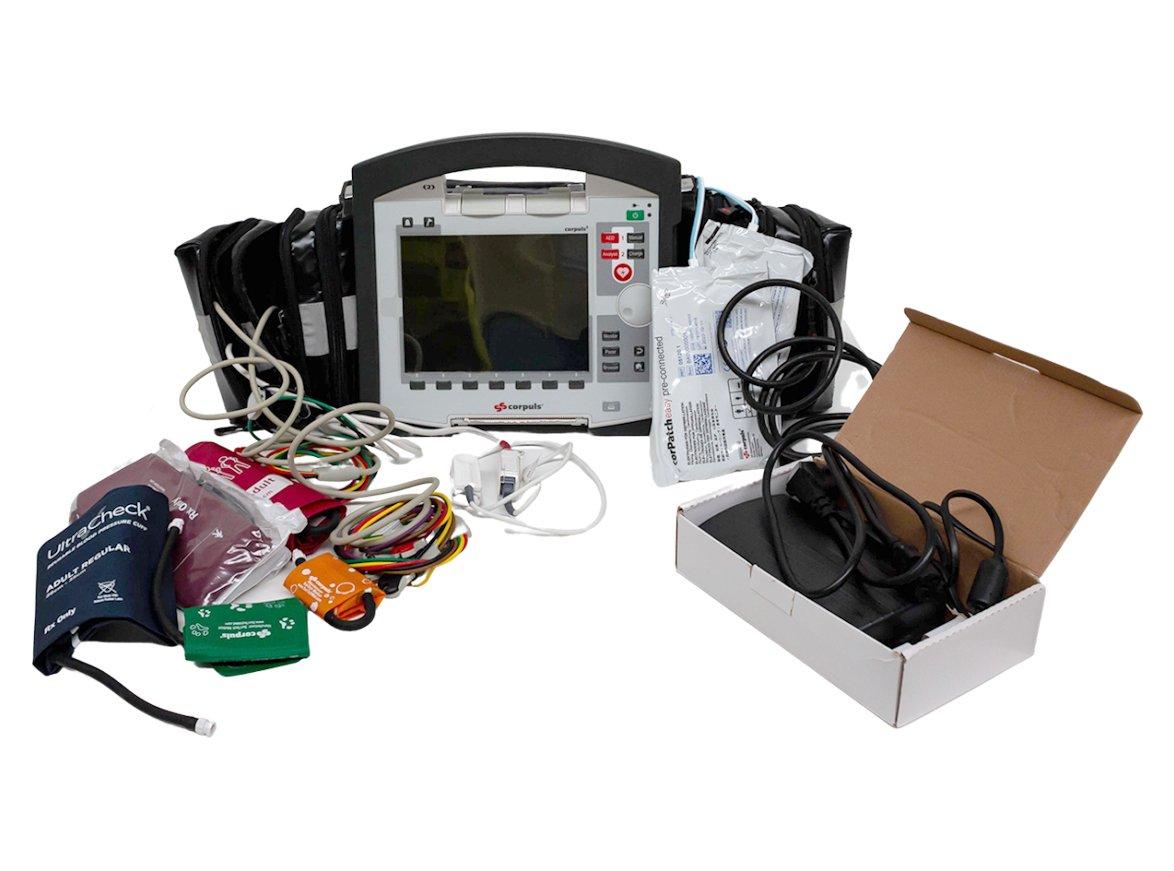 Corpuls 3 Monitor Defibrillator - Accessories