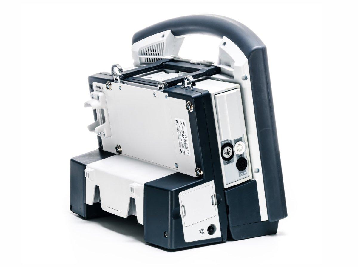 Corpuls 3 Monitor Defibrillator - Side Right