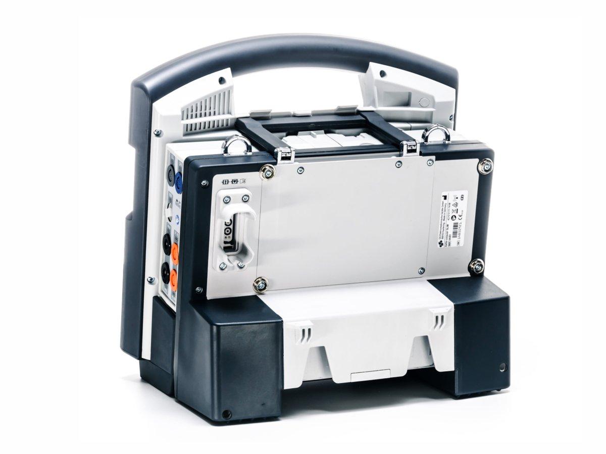 Corpuls 3 Monitor Defibrillator - Back