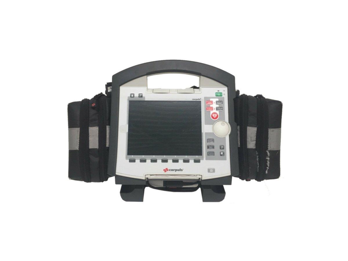 CORPULS 3 Monitor & Defibrillator (Refurbished)